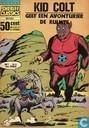 Comic Books - Kid Colt - Geef een avonturier de ruimte