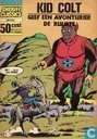 Bandes dessinées - Kid Colt - Geef een avonturier de ruimte