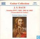 J.S. Bach Sonateas BWV 1001,1003 & 1005