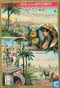 Reise um das Mittelmeer