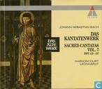 Das Kantatenwerk Sacred Cantatas vol. 7