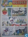 Bandes dessinées - Olidin (tijdschrift) - 1963 nummer  9