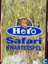 Safari kwartetspel