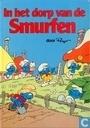 In het dorp van de Smurfen