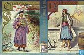 Alphabet III männliche Volkstrachten