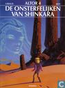 Strips - Altor - De onsterfelijken van Shinkara