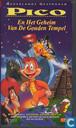 DVD / Video / Blu-ray - VHS video tape - Pico en het geheim van de gouden tempel