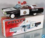 Cadillac Police Car