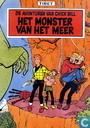Comics - Chick Bill - Het monster van het meer