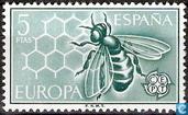 Europe – Alvéoles d'abeilles
