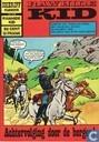 Strips - Indianen-magie - Achtervolging door de bergen!