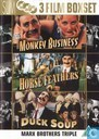 DVD / Video / Blu-ray - DVD - Marx Brothers Triple