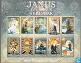 Gedichten van Janus Djurhuus