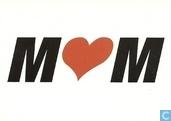 """S000901 - 75 B ´voor moeders´ """"MOM"""""""