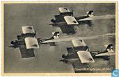 (k) Escadrille vliegtuigen De Mok