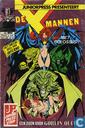 Comic Books - X-Men - Olie op het vuur