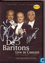 de 3 baritons live in concert