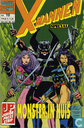 Comic Books - X-Men - Monster in huis