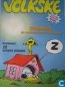 Bandes dessinées - Ons Volkske (tijdschrift) - 1986 nummer  31
