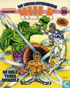 De Hulk tegen zichzelf