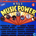 K-Tel's Music Power 22 Original Stars 22 original Hits