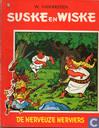 Strips - Suske en Wiske - De nerveuze Nerviers