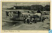 Marine Vliegtuigen op Urk