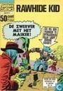 Bandes dessinées - Rawhide Kid - De zwerver met het masker!