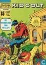 Comics - Kid Colt - De boemerang van Vetlap!
