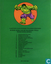 Strips - Hulk - De Hulk tegen zichzelf