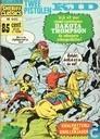 Strips - Dubbel spel - Kijk uit voor rauwe rauwdauwer Dakota Thomson de scherpste scherpschutter!