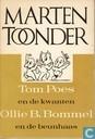 Strips - Bommel en Tom Poes - Tom Poes en de kwanten + Ollie B. Bommel en de beunhaas