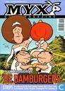 Bandes dessinées - Bamburgers, De - Myx stripmagazine 3e jrg. nr. 1