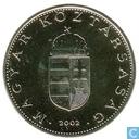 Hongarije 10 forint 2002