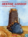 Comic Books - Dexter London - De tocht van de woestijn