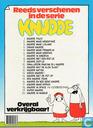 Strips - Knudde - Knudde in mineur