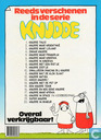Comic Books - Knudde - Knudde in mineur
