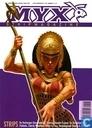 Comic Books - Myx Stripmagazine (tijdschrift) - Myx stripmagazine 4e jrg. nr. 2