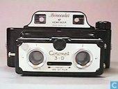 Viewfinder stereo camera