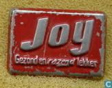 Joy Gezond en razend lekker  [rood]