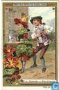 Blumensprache I Knabe und Mädchen