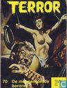 Comics - Terror - De mensenetende baronet