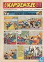 Strips - Kapoentje, 't (tijdschrift) - 1949 nummer  8