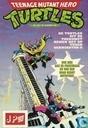 Bandes dessinées - Teenage Mutant Ninja Turtles - De Turtles uit de toekomst nemen het op tegen Verminator-X