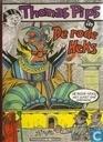 Bandes dessinées - Thomas Pips - De rode Heks