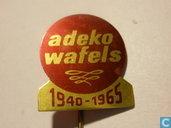 Adeko wafels 1940-1965