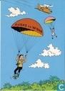 Suske en Wiske met parachute