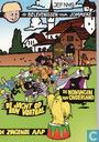 Comics - Peter + Alexander - De jacht op een voetbal + De zingende aap + De koningin van Onderland