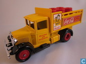 Ford Stake Truck 'Coca-Cola'
