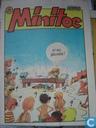 Strips - Minitoe  (tijdschrift) - 1990 nummer  25